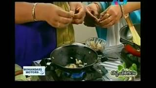 Ruchibhedham - Thanni Mathan (Water Melon) Curry - Part 3 width=