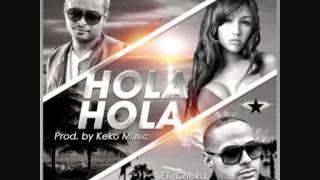 Hola Hola - Juno The Hitmaker Ft. Cheka (Original) REGGAETON 2012