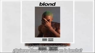 Frank Ocean - Skyline To (Sub. Español)