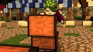 Intro para Joker #6 Minecraft Animación