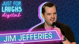 Jim Jefferies - The Rules Of Being On An Airplane