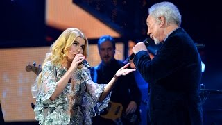 Tom Jones and Paloma Faith - God Only Knows at BBC Music Awards 2014