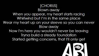 Angel Blown Away ft WizKid Lyrics @afrobeatslyrics
