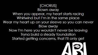 Angel Blown Away ft WizKid Lyrics @afrobeatslyrics