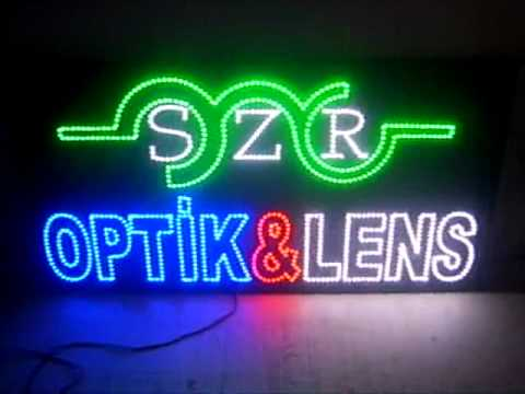 led tabela sezer optik.AVI