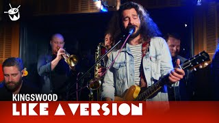 Kingswood - 'Golden' (live on triple j)