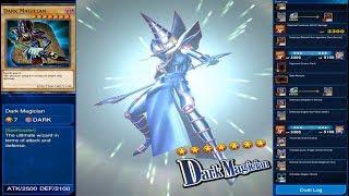 Yu-Gi-Oh! Duel Links PC Yami Yugi summons Dark Magician and Dark Magician Girl