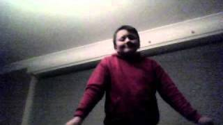 fraser dancing in his room 1099
