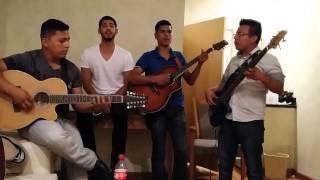 Te Metiste - Kevin Buelna Y Sus Arremangados (cover)
