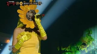 【TVPP】 Solar(MAMAMOO) –'I Will Give You All My Love', 솔라(마마무)-내게 남은 사랑을 드릴게요 @King of Masked Singer