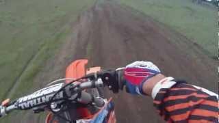 Bernardo Megre KTM 150 xc