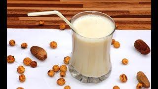 Tigernut Milk | My Favorite Milk Drink.