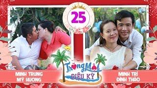 TRĂNG MẬT DIỆU KỲ #25 FULL | Trăng mật sau 9 năm hôn nhân - xúc động lời cầu hôn của cặp đôi cổ tích