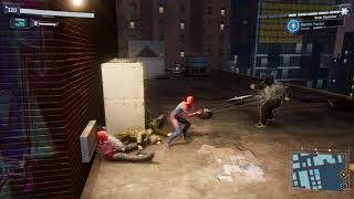 Spider-Man PS4 - Rooftop Drug Bust