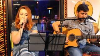 Beija eu - Marisa Monte (cover) Café Aruba