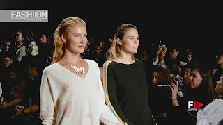 BRODIE CASHMERE - FLYING SOLO SS 2020 New York - Fashion Channel