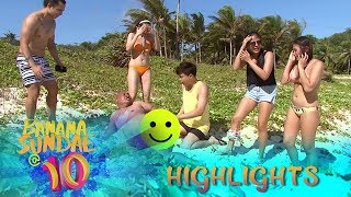 Summer outing with friends gone wrong | Banana Sundae