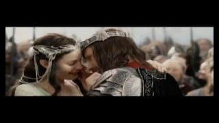 Aragorn and Arwen- All Yours