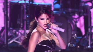 HD Selena Gomez - Love You Like A Love Song Teen Choice Awards 2011 TCA Taylor Swift & Justin Bieber