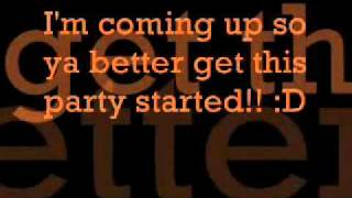 P!nk- Get the Party Started (lyrics)