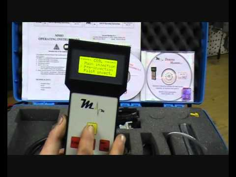 MM03 Common rail tester Part 1_0001.wmv