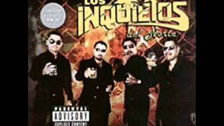 Los Inquietos Del Norte - El Mariguano (with lyrics)