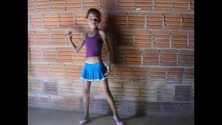 Joseane Dançando Largadinho de Claudia Leite