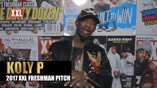 Koly P's Pitch for 2017 XXL Freshman