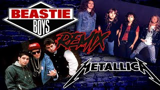 "Remix - Beastie Boys ""No Sleep Till Brooklyn"", Metallica ""Master Of Puppets"""