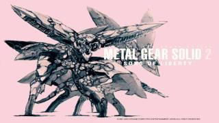 Metal Gear Solid 2 OST - Arsenal's Guts