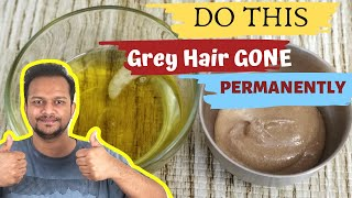 How to stop gray and white hair natural home remedies gray