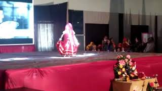 My little cham ridhima dance