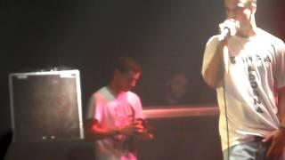 Dillaz - Palavras Correctas @ Vicious HipHop Hard Club 27/09/2013