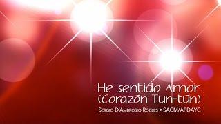 Grupo Los Kiero de Edgar Zacary - He Sentido Amor (Corazón Tun Tun - Video Lyrics )