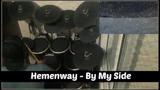 Naruto Shippuden ED 20 (Drum Cover) Hemenway - By My Side