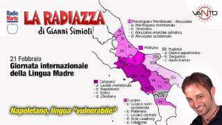"""Lingua Napoletana """"vulnerabile"""" - 21 Febbraio, Giornata internazionale della lingua madre"""