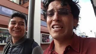 Tunja vibra con el FIC Nos encontramos a Santiago Rivas el de los puros criollos