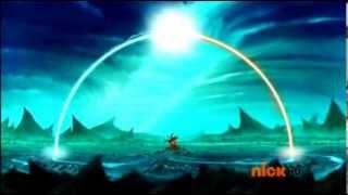 The legend of korra awsome Hyper beam sound