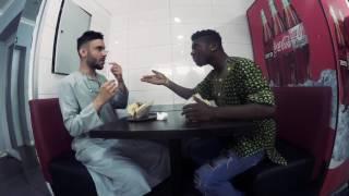 AFRIKANER & ARABER im Dönerladen  |FRANKY ALLSTAR