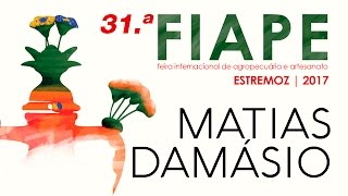 FIAPE 2017 Matias Damasio msg