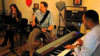 Patricia Pop & band