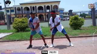 ENo Daawa ft Shatta Wale official dance video by street dancers