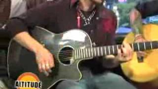 Drowning Pool-37 stitches (acoustic)