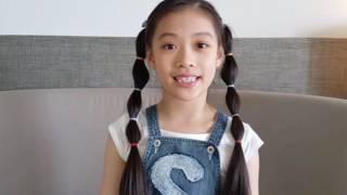 Pryn Little Model : PRYN 8 years old Airasia thailand