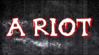 Three Days Grace - Riot (Lyrics)