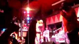 Mims live at club fur DC for tiggers party