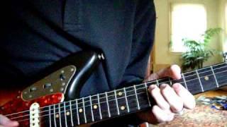 Carvel Solo (John Frusciante Cover)
