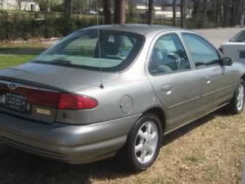 Ray Pearman Used Cars >> 1999 Ford Contour Problems, Online Manuals and Repair ...