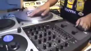 Dj Icy Ice and Toquon tha MC - Live In Sri Lanka - L.A. Nights [HQ]