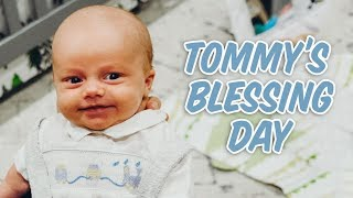 Tommy's Blessing Day width=